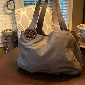MICHAEL Michael Kors Leather Hobo/Shoulder Bag